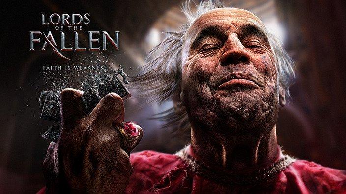 Lords of the Fallen впервые показали живьем   Канобу - Изображение 2227