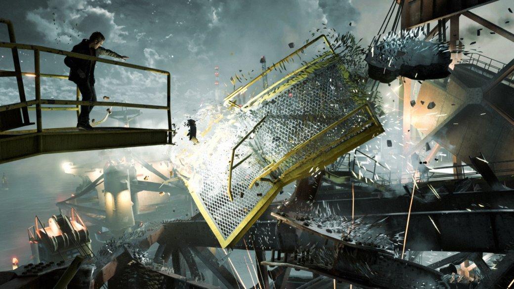 PC-версия Quantum Break эксклюзивна для Windows 10 | Канобу - Изображение 7400