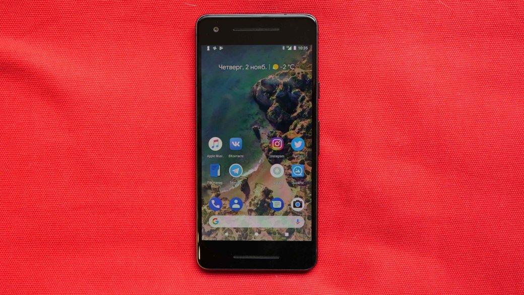 Нуирамки! Обзор Google Pixel2 [+ВИДЕО] | Канобу - Изображение 4
