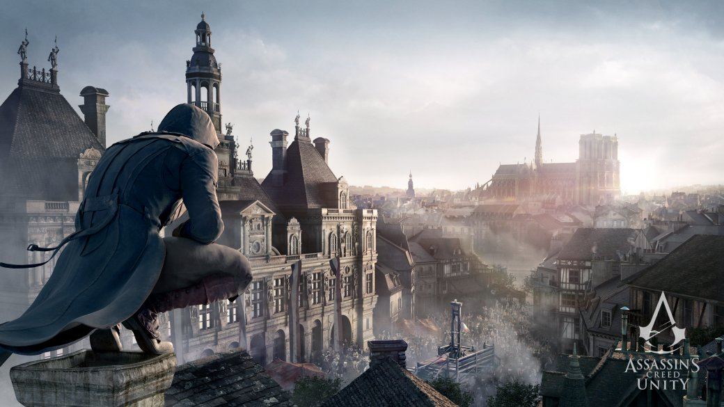 Ubisoft бесплатно раздает Assassin's Creed Unity наPCвсвете парижской трагедии | Канобу - Изображение 535