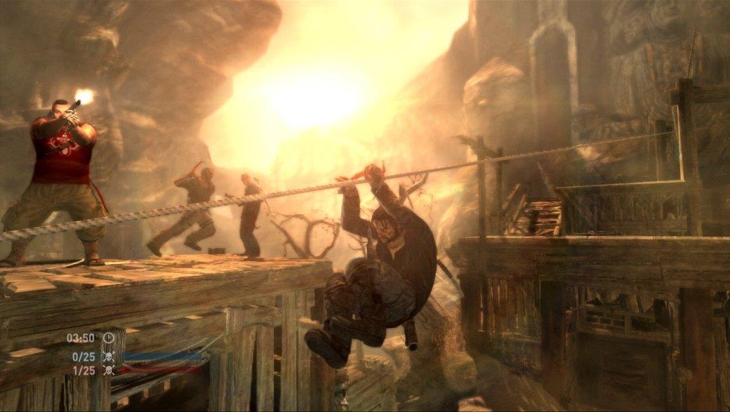 Мультиплеер Tomb Raider. Впечатления | Канобу - Изображение 3
