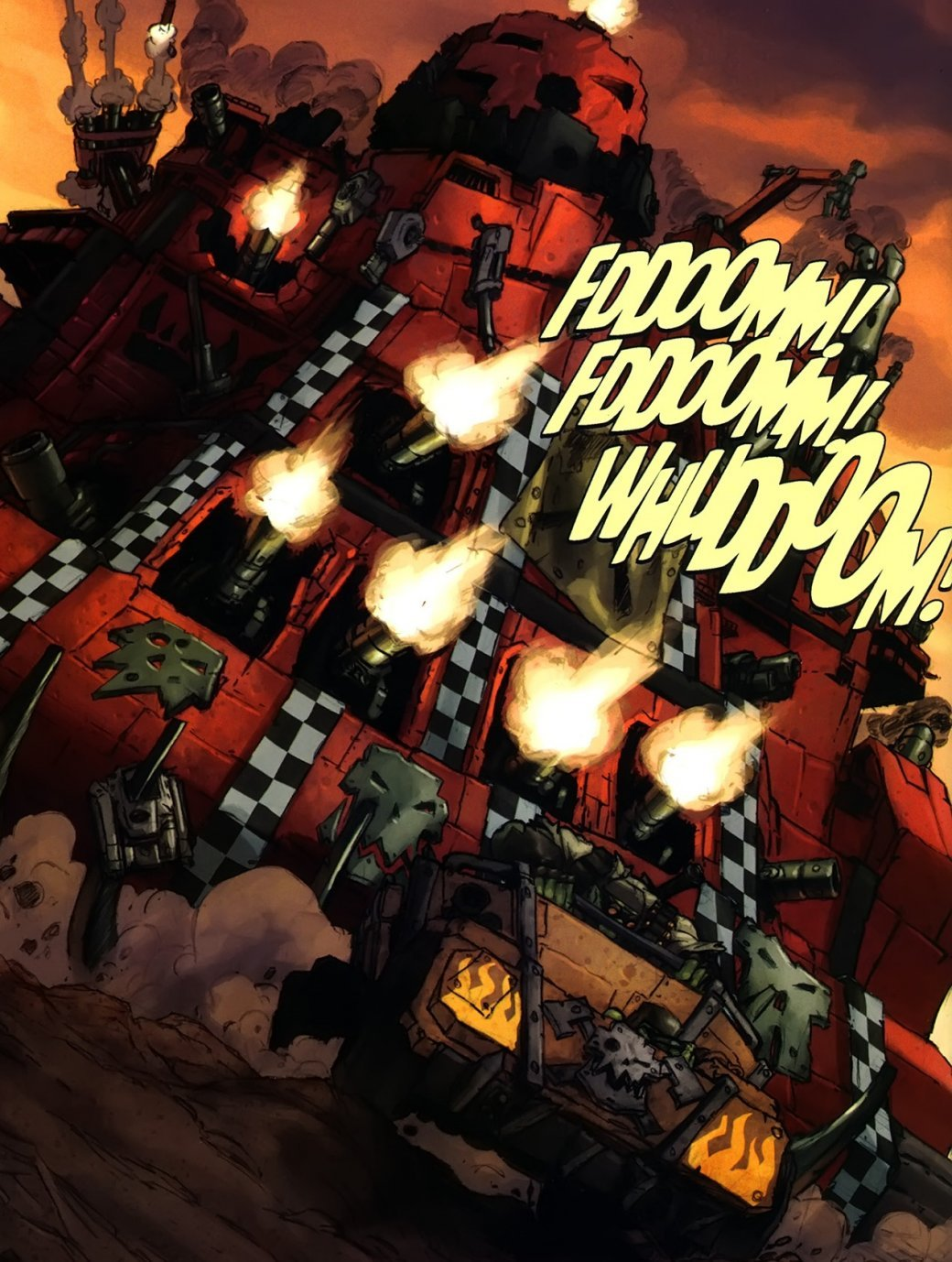 Самые крутые комиксы по Warhammer 40.000 | Канобу - Изображение 13