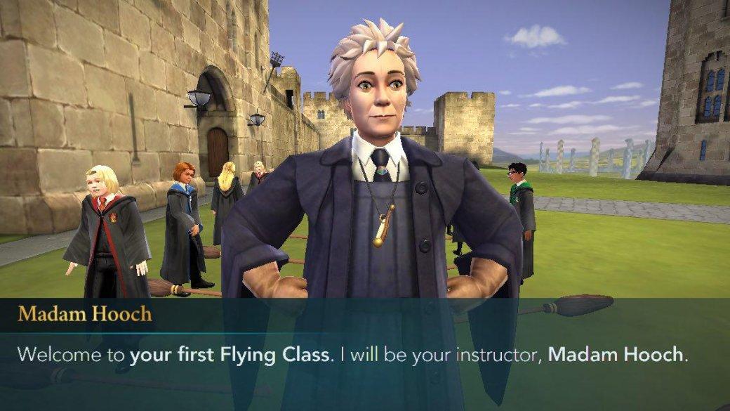 Harry Potter: Hogwarts Mystery — дневник первокурсника . - Изображение 19