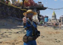 Fallout 76 вышла наPCзадень доофициального релиза