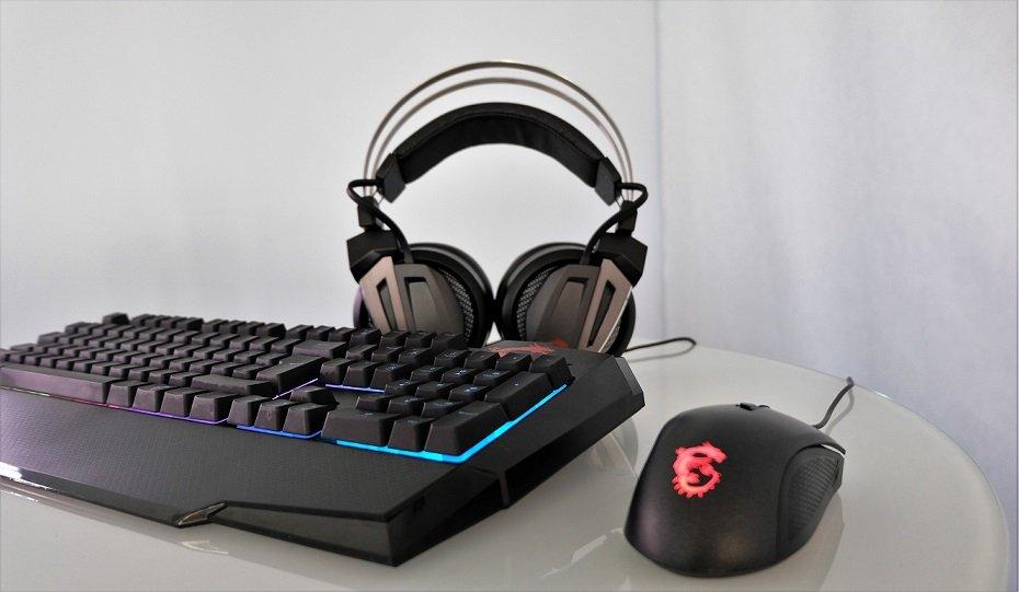 Полный набор: обзор комплекта клавиатура + мышь MSI Vigor GK40 игарнитуры GH60. - Изображение 1