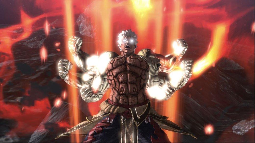Обзор Asura's Wrath - рецензия на игру Asura's Wrath   Рецензии   Канобу
