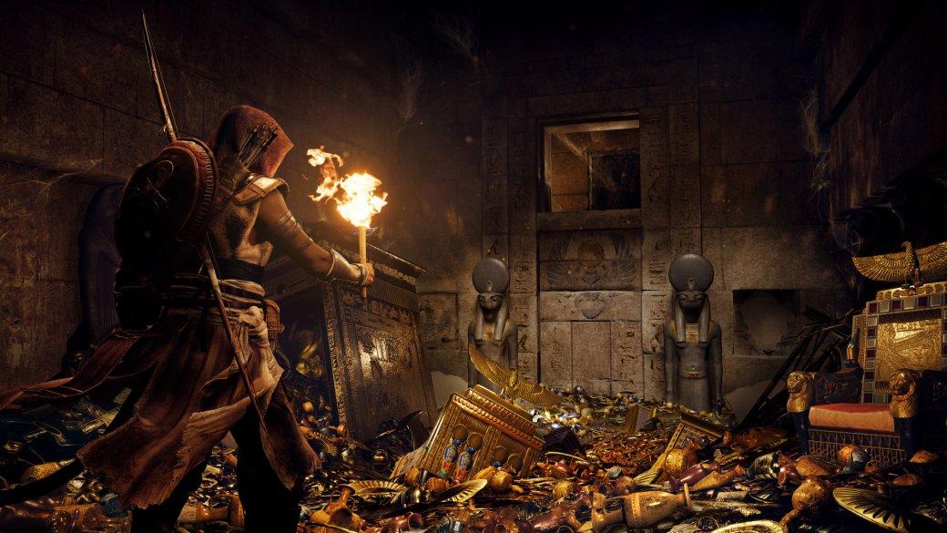 Assassin's Creed: Origins (2017, экшен, PC, PS4, Xbox One) - обзоры главных и лучших игр 2017 | Канобу - Изображение 2