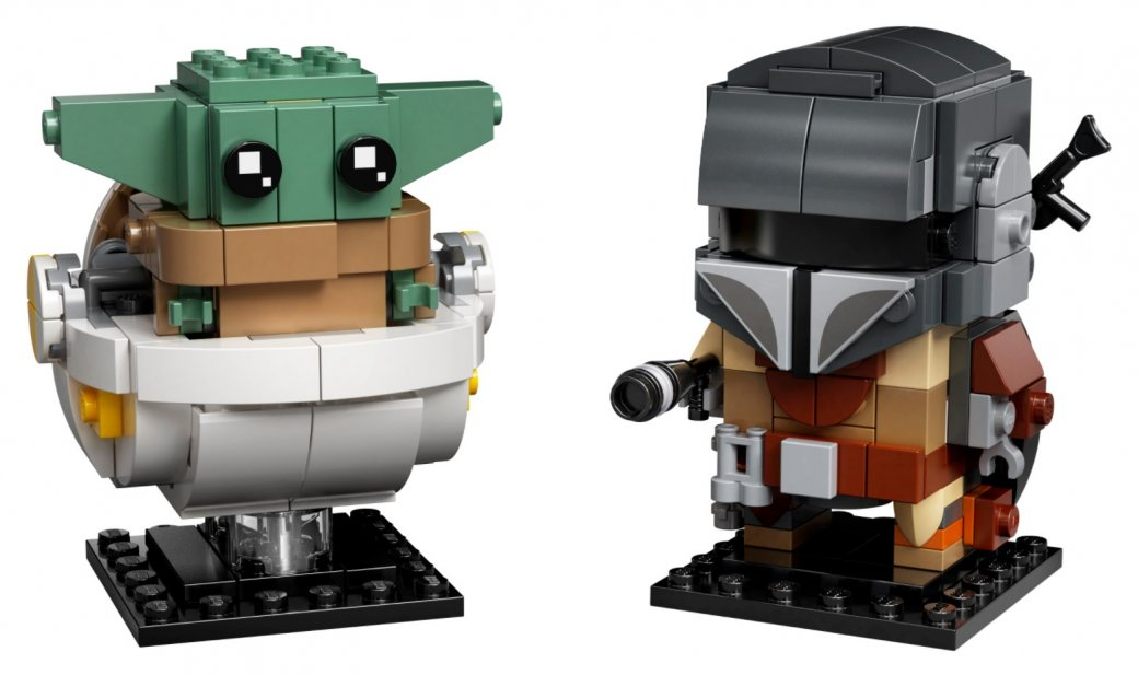 Каких героев илокации «Звёздных войн» воссоздали внаборах LEGO