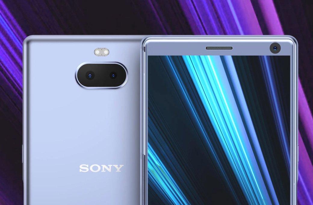 ВСети появились фотографии смартфона Sony Xperia XA3: экран 21:9 идвойная основная камера | Канобу - Изображение 1