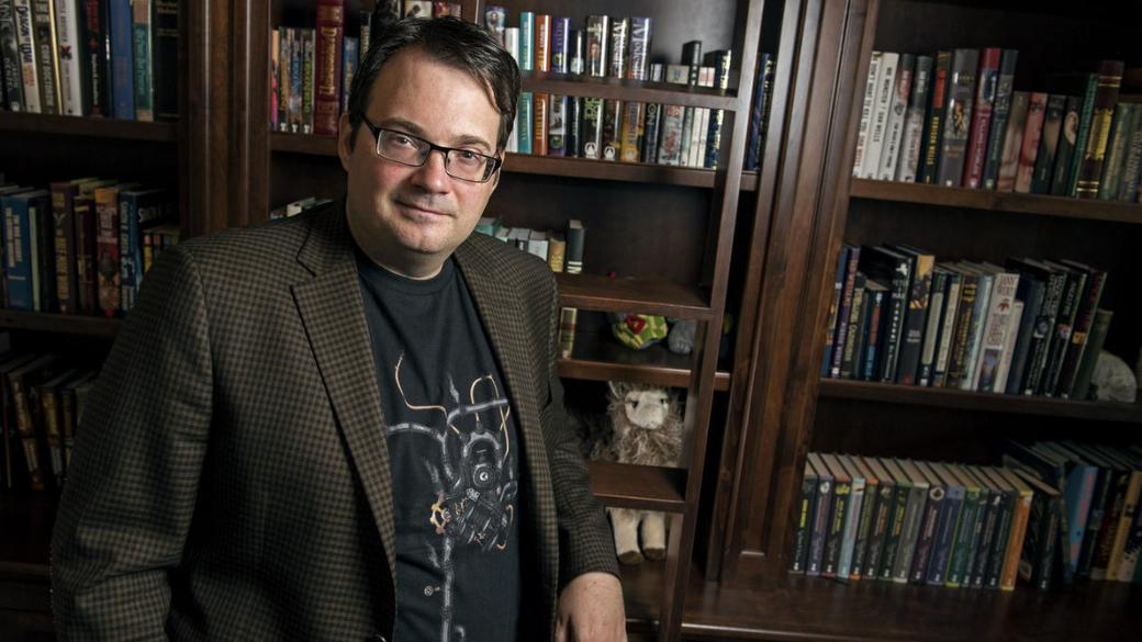 Писатель Брендон Сандерсон готов отдать свой цикл романов наадаптацию CDPR даже бесплатно! | Канобу - Изображение 1096