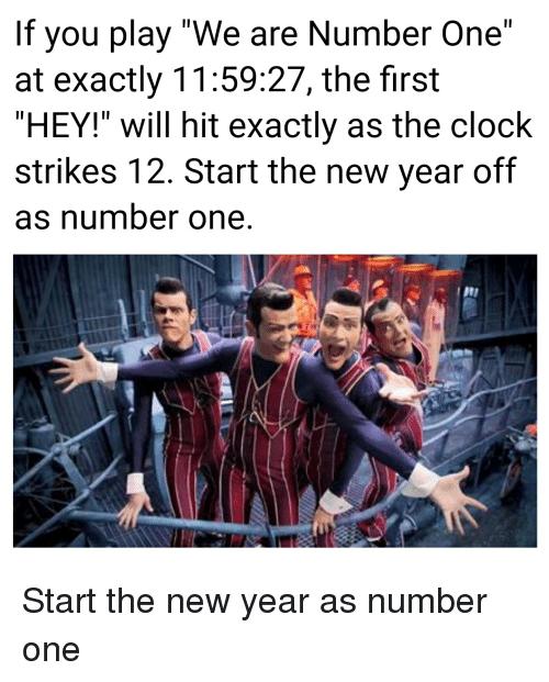 Флешмоб изтвиттера научит, как начать новый год наилучшим образом. - Изображение 5