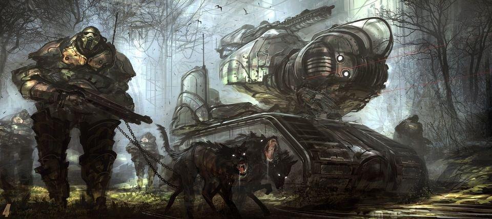 Лучший арт мира Fallout | Канобу - Изображение 25