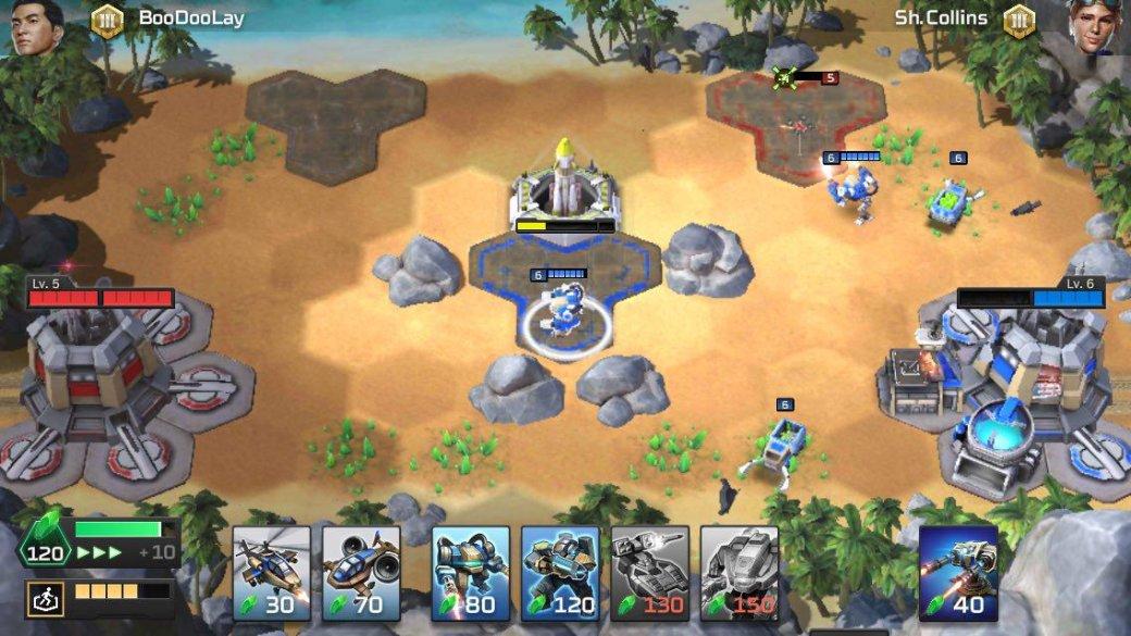 Обзор мобильной Command & Conquer: Rivals— отличная игра илучшая C&C запоследние 10 лет, мнение | Канобу - Изображение 5676