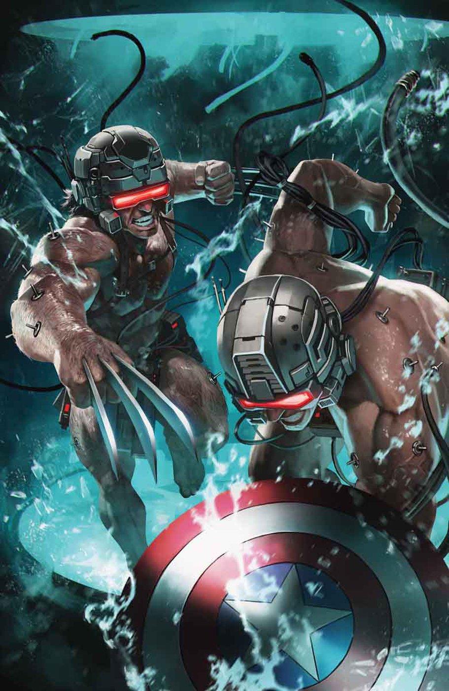 Как связаны Росомаха, Капитан Америка иФантомекс? Marvel тизерит новых участников Оружия Плюс  | Канобу - Изображение 5519