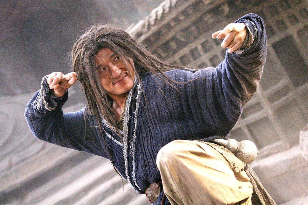 Джеки Чан снимает фантастический боевик со знакомым сюжетом | Канобу - Изображение 3343