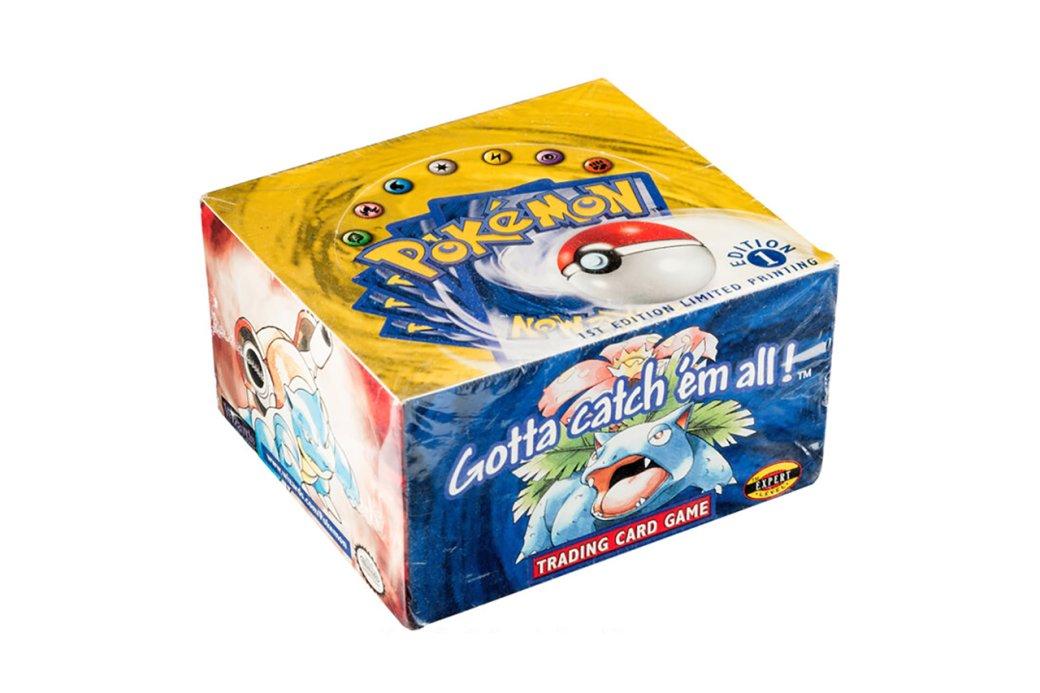 Неоткрытая коробка с картами Pokemon была продана за рекордные 408 тысяч долларов | Канобу - Изображение 1