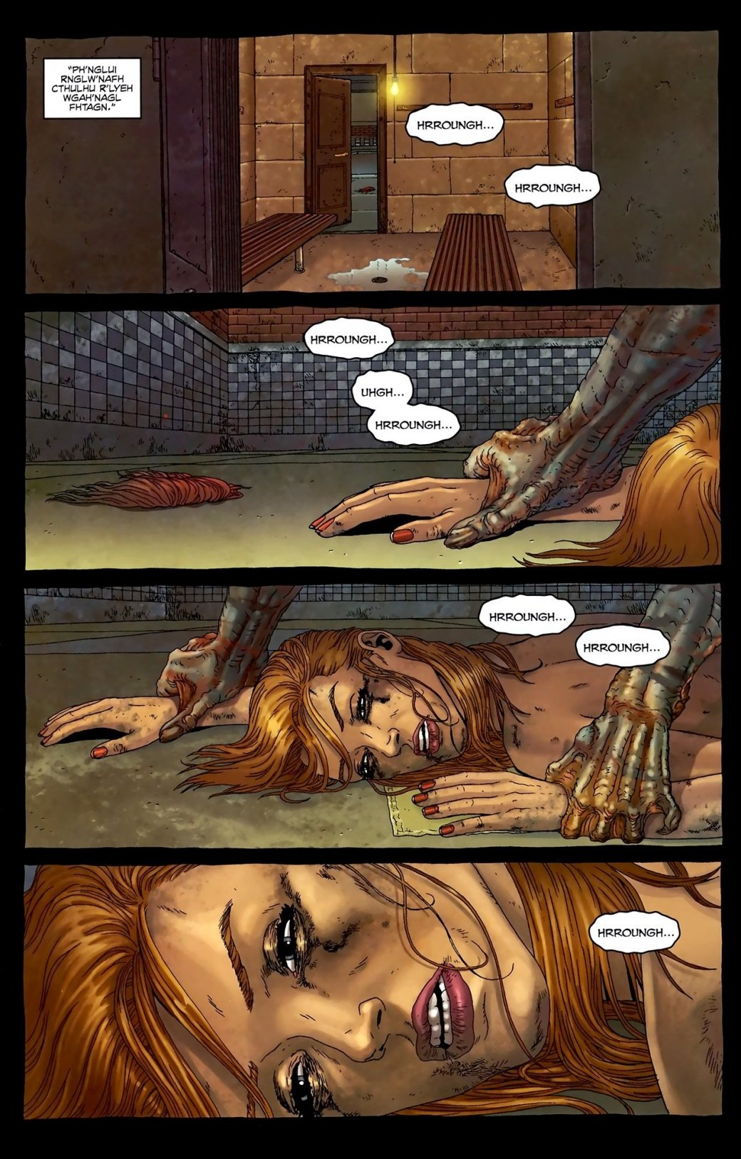 Самые жуткие и отвратительные хоррор-комиксы   Канобу - Изображение 7