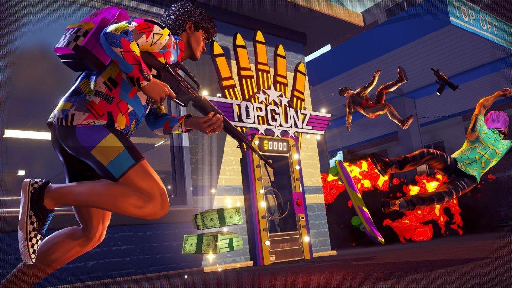 Новая игра отсоздателей провальной LawBreakers— «королевская битва» Radical Heights. Бесплатная!. - Изображение 1