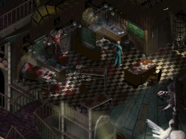 Кошмар 1998 года - Sanitarium | Канобу - Изображение 1