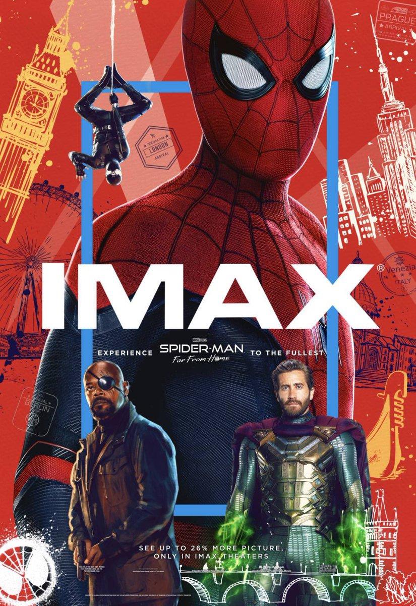 К«Человеку-пауку: Вдали отдома» вышел ужасный постер. Теперь над ним все смеются | Канобу - Изображение 0