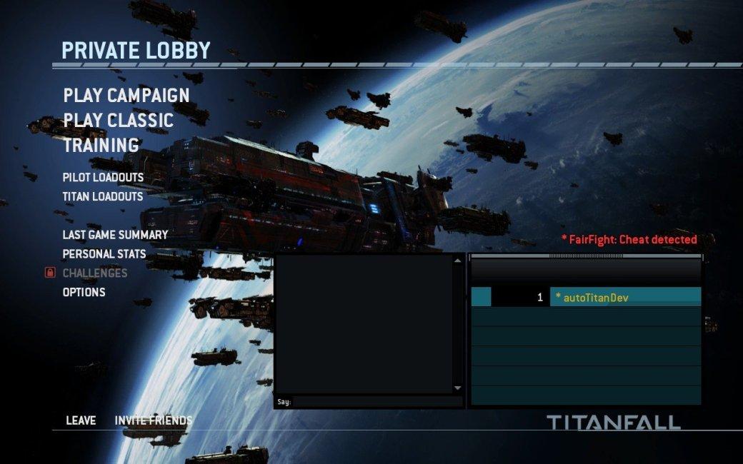 Titanfall оставит читеров наедине друг с другом  | Канобу - Изображение 2244