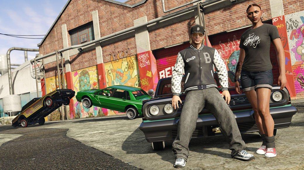 Rockstar отдает GTA V Premium Online Edition за 900 рублей в PS Store | Канобу - Изображение 12944