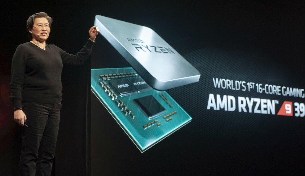 Анонс AMD Ryzen 9 3950X: 16-ядерный процессор для топовых игровых сборок   Канобу - Изображение 1