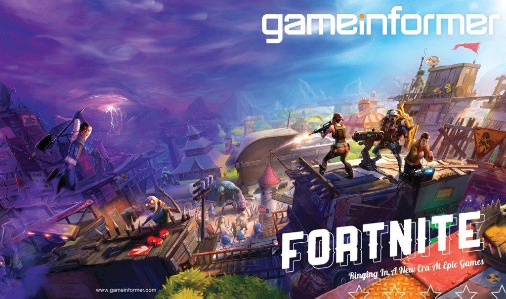 Новые подробности Fortnite | Канобу