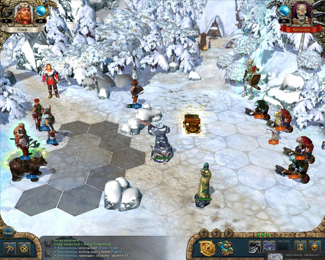 King's Bounty: Воин Севера. Рецензия. | Канобу - Изображение 3