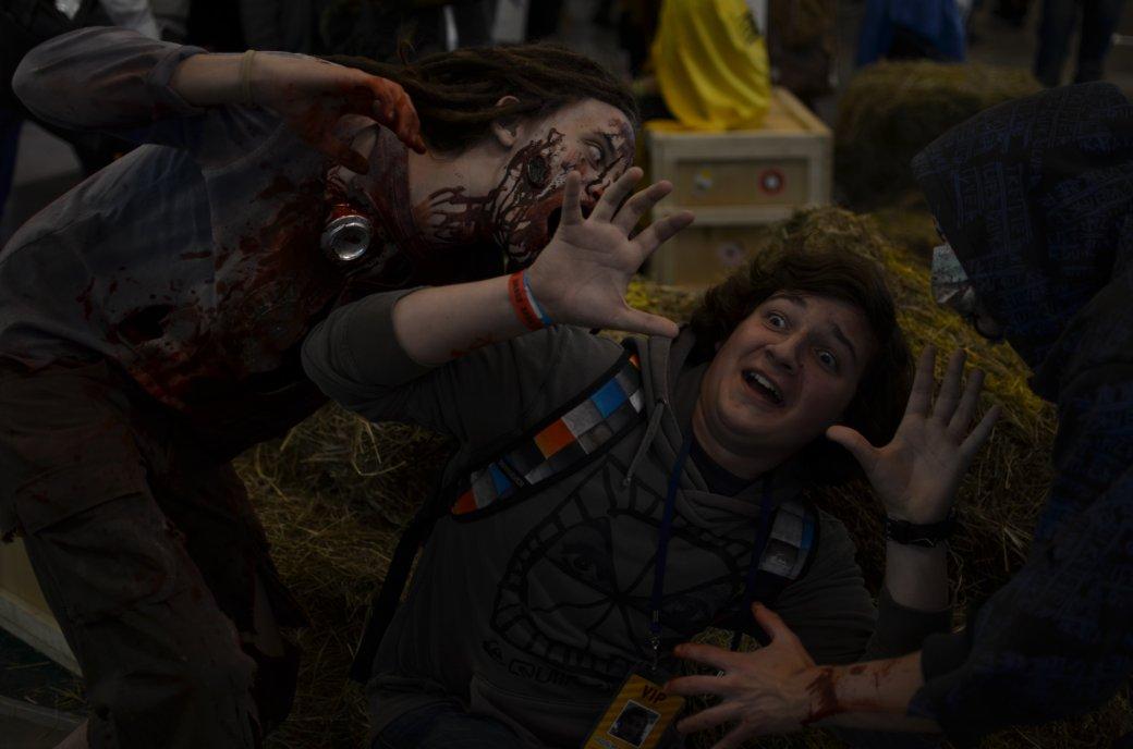 Фотоотчет с «Игромира» и Comic Con Russia, день 3 – Миша Коллинз | Канобу - Изображение 2