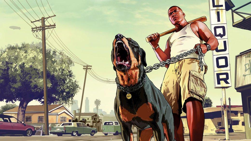 Семь причин поиграть в Grand Theft Auto V Online | Канобу