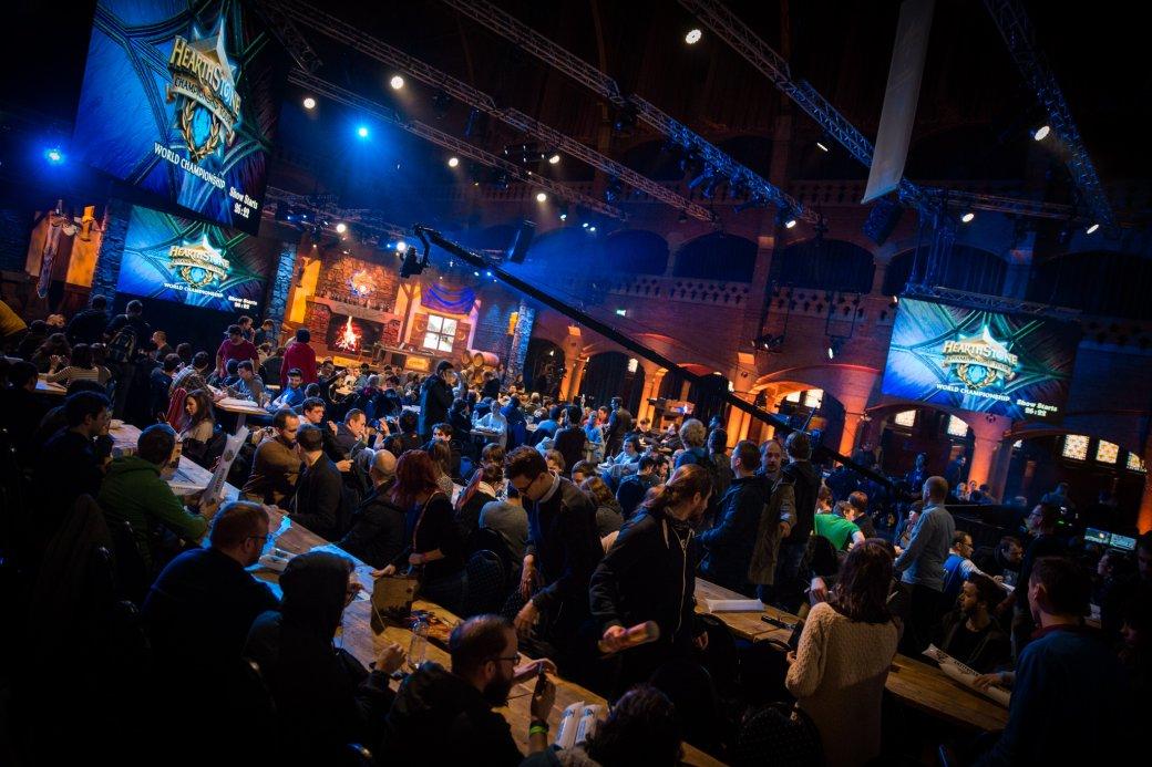 Репортаж «Канобу» с Чемпионата мира по Hearthstone в Амстердаме   Канобу - Изображение 7593
