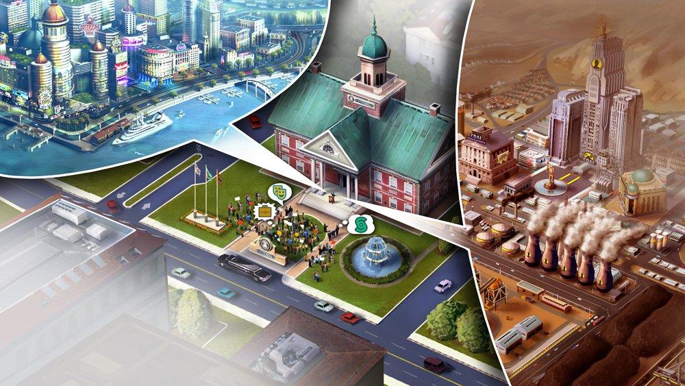 EA Showcase: впечатления от SimCity | Канобу - Изображение 1
