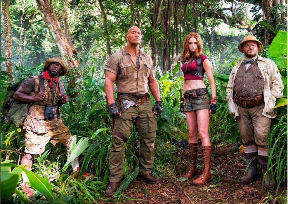 Рецензия на«Джуманджи: Зов джунглей». - Изображение 1