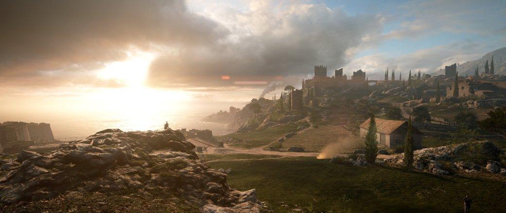 Изумительные скриншоты Battlefield 1   Канобу