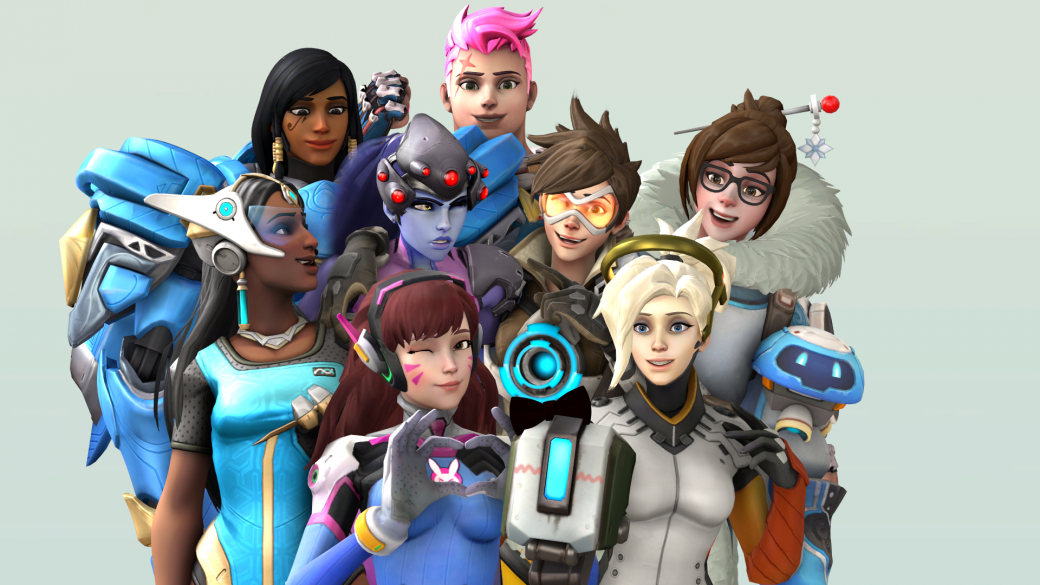 Гайд по Overwatch для новичков - лучшие советы от опытных игроков | Канобу