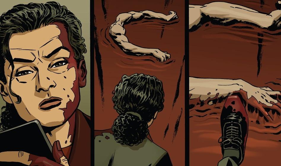Рецензия на комикс «A Walk Through Hell»   Канобу - Изображение 9372