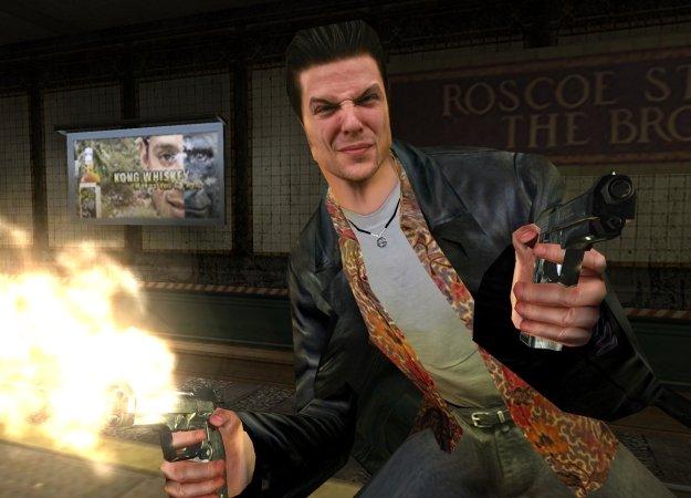 Как выгляделабы Max Payne, еслибы вышла для PS1 в1996 году | Канобу - Изображение 0