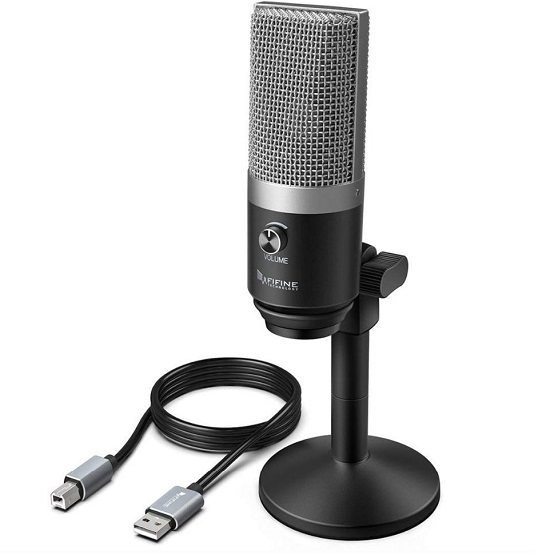 Лучшие микрофоны с AliExpress 2020 - топ-10 игровых и студийных микрофонов, для стримов на ПК, вокал | Канобу - Изображение 10489