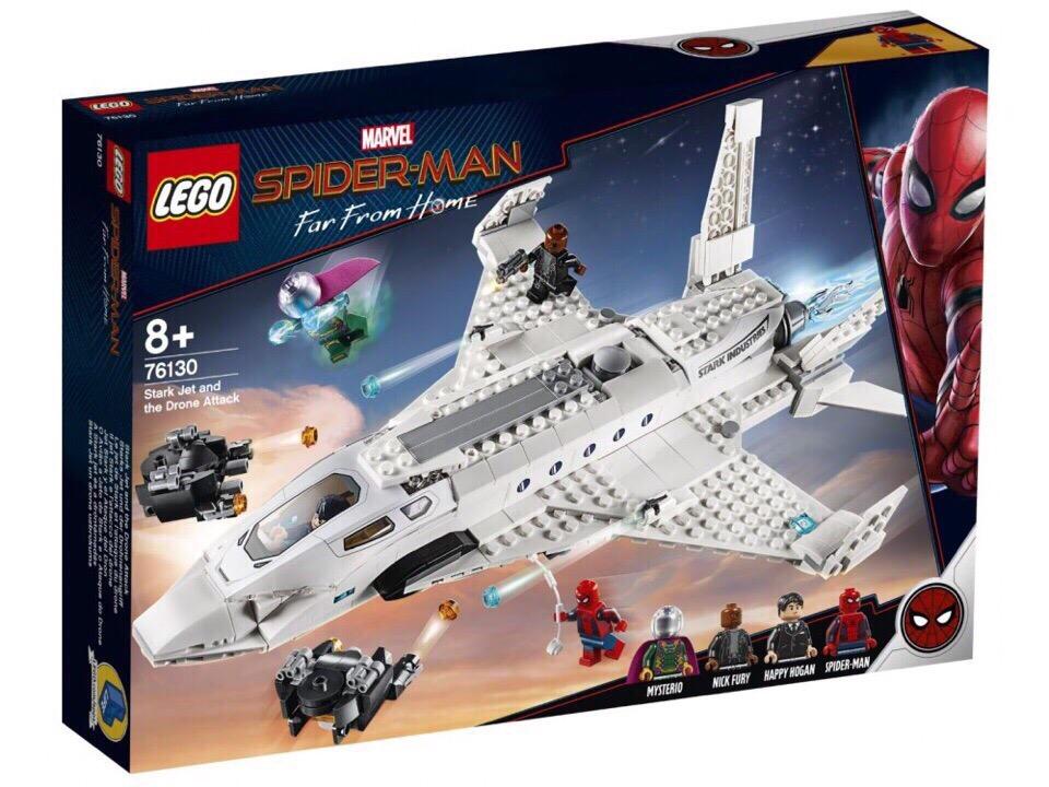 В сети оказались фотографии Lego-наборов нового «Человека-паука» Теперь мы знаем имена злодеев!   Канобу - Изображение 4