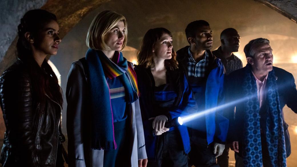 Мнение оновогоднем эпизоде «Доктора Кто»: непомогло даже возвращение далеков!   Канобу