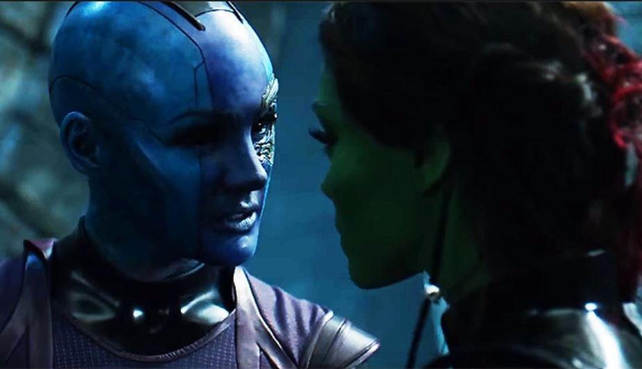 Съемки «Мстителей: Финал» еще не закончились! Гамора и Небула недавно побывали на съемочной площадке | Канобу - Изображение 3825
