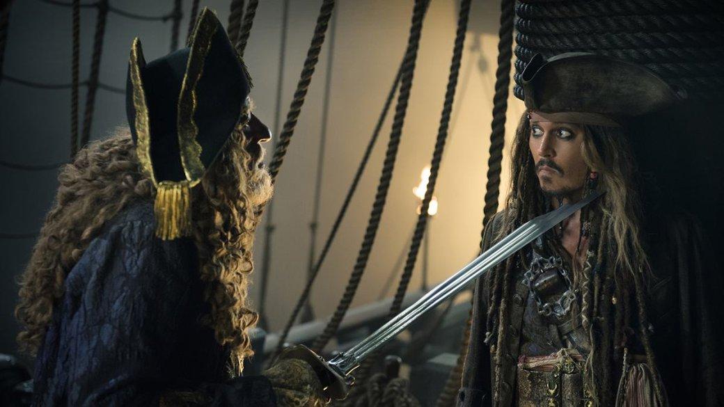 Рецензия на «Пиратов Карибского моря: Мертвецы не рассказывают сказки» | Канобу - Изображение 4