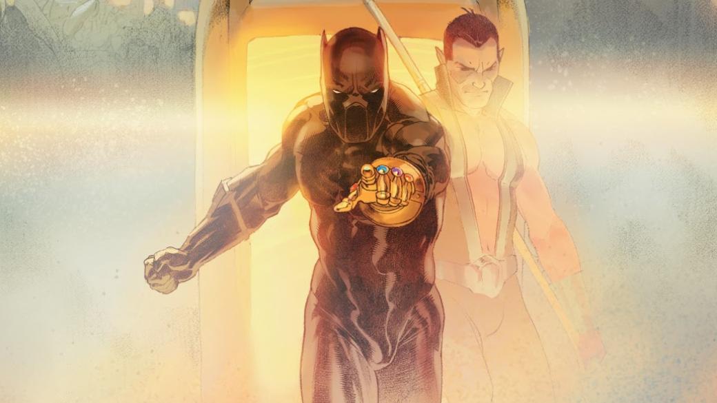 Какие персонажи Marvel, кроме Таноса, использовали Перчатку Бесконечности? | Канобу