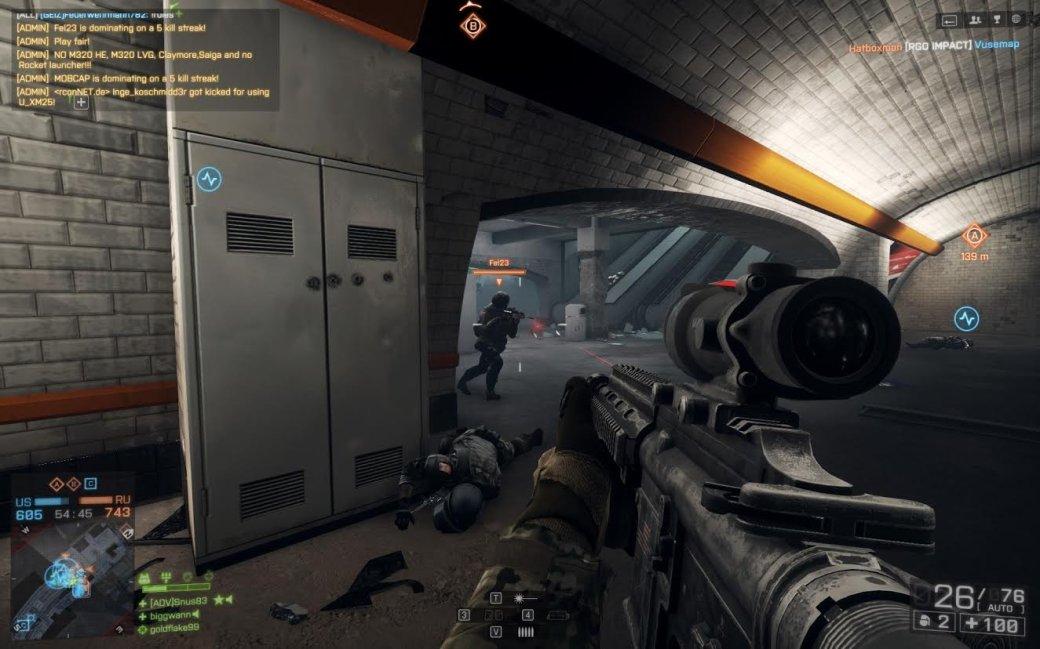 Почему Battlefield 4 – все еще лучший сетевой шутер | Канобу - Изображение 1
