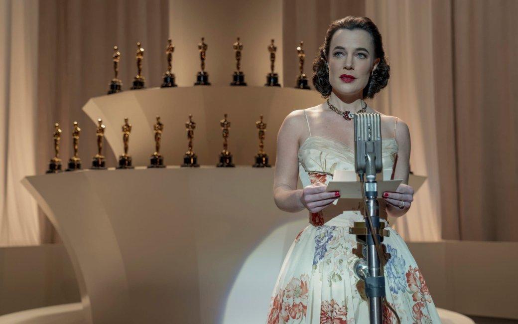 Рецензия насериал «Голливуд». Хорошая история, которую неиспортил даже топорный месседж