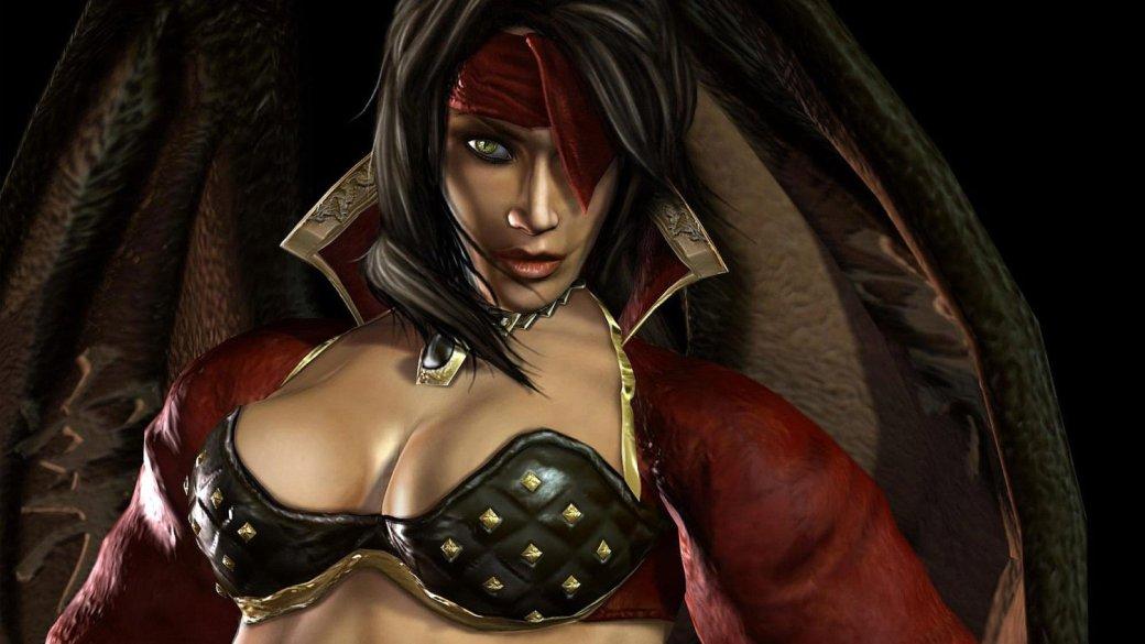 Вэкранизации Mortal Kombat появится вампирша Нитара. Известна актриса | Канобу - Изображение 6431