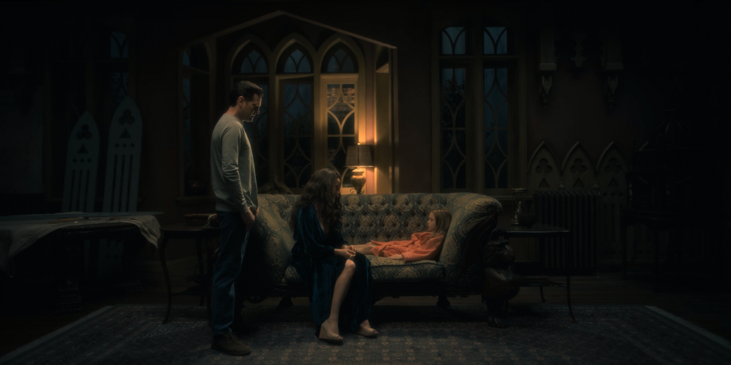 Рецензия нахоррор «Призраки дома нахолме»— самый страшный сериал года, который нужно смотреть | Канобу - Изображение 4