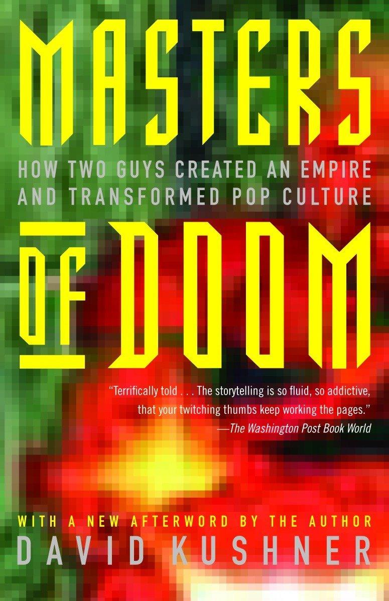 ВРоссии издадут книгу оразработчиках Doom. Наэтот раз впереводе фаната серии | Канобу - Изображение 0