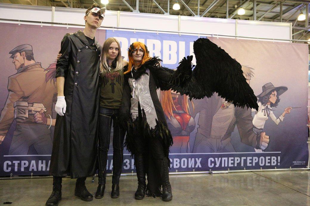 «Игромир 2015» и Comic Con Россия в лицах   Канобу - Изображение 6147